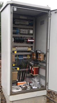 шкаф электрообогрева